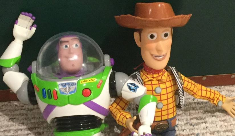Welcome back, Partner: Toy Story 4 is ComingSoon!
